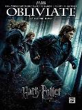 Obliviate (from Harry Potter and the Deathly Hallows, Part 1) (Sheet)