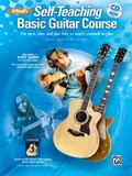 Alfred's Self-Teaching Basic Guitar Course: The new, easy and fun way to teach yourself to p...