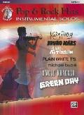 Today's Pop & Rock Hits Instrumental Solos: Trumpet (Book & CD) (Pop Instrumental Solo)