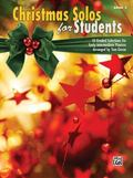 Christmas for Students, Bk 2 : Graded Selections for Early Intermediate Pianists