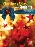 Christmas for Students, Bk 3 : Graded Selections for Intermediate Pianists