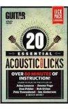 20 Essential Acoustic Rock Licks: Learn to Play in the Styles of John Lennon, Jimmy Page, Do...