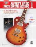 Alfred's Basic Rock Guitar, Bk 1: The Most Popular Series for Learning How to Play (Book & D...