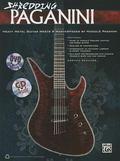 Shredding Paganini : Heavy Metal Guitar Meets 9 Masterpieces by Niccolo Paganini, Book, CD a...