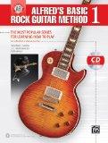 Alfred's Basic Rock Guitar, Bk 1: The Most Popular Series for Learning How to Play (Book & C...