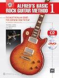 Alfred's Basic Rock Guitar, Bk 1: The Most Popular Series for Learning How to Play (Book, CD...