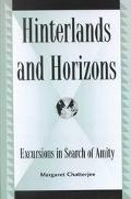 Hinterlands and Horizons Excursions in Search of Amity