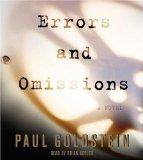 Errors and Omissions: A Novel