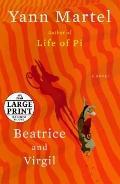 Beatrice and Virgil: A Novel (Random House Large Print)