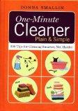 One-minute Cleaner Plain and Simple: 500 Tips for Cleaning Smarter, Not Harder