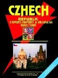 Czech Republic Export-Import Trade and Business Directory