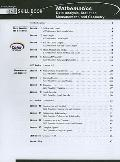 Math: Data Analysis, Measure, Geom (GED Skill Books)