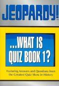 Jeopardy!: Quiz Book #1, Vol. 1 - Sony - Paperback
