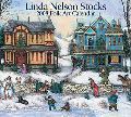 Linda Nelson Stocks 2008 Calendar Folk Art