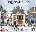 2009 Linda Nelson Stocks Folk Art Wall Calendar