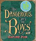 Dangerous Book for Boys Nature Fun Mini Kit