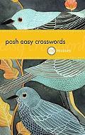 Posh Easy Crosswords: 75 Puzzles (Pocket Posh)