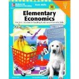 Elementary Economics: The Toy Store & the Snack Shop for First Grade