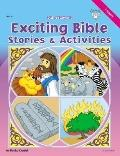 Old Testament Exciting Bible Stories and Activities