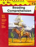 Reading Comprehension, Grades 7 to 8