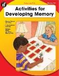 Activities For Developing Memory, Grades K-1