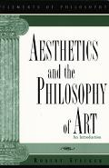 Aesthetics and the Philosophy of Art An Introduction