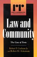 Law and Community The Case of Torts
