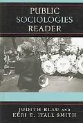 Public Sociologies Reader