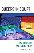 Queers in Court Gay Rights Law and Public Policy