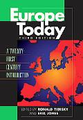 Europe Today A Twenty-First Century Introduction