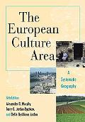 The European Culture Area: A Systematic Geography