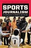 Sports Journalism: An Introductpb