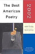 Best American Poetry 2002