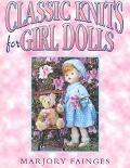 Classic Knits for Girl Dolls