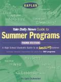 Yale Daily News Guide to Summer Programs