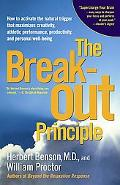 Breakout Principle How to Activate the Natural Trigger That Maximizes Creativity, Athletic P...