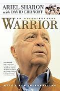Warrior The Autobiography of Ariel Sharon