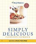 Weight Watchers Simply Delicious Winning Points Cookbook  245 No-Fuss Recipes-All 8 Points o...