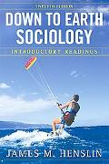 Down to Earth Sociology Introductory Readings