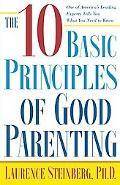 Ten Basic Principles of Good Parenting