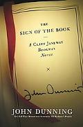 Sign Of The Book A Cliff Janeway Novel