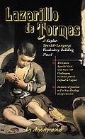 Lazarillo De Tormes A Kaplan Spanish-language Vocabulary-building Novel
