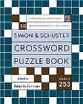 Simon & Schuster Crossword Puzzle Book
