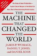 Machine That Changed the World The Story of Lean Production-Toyota's Secret Weapon in the Gl...