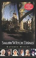 Salem Witch Trials: Alliance Project #1