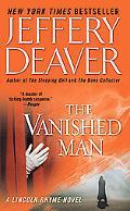 Vanished Man A Lincoln Rhyme Novel
