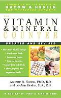 Vitamin and Mineral Food Counter