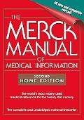 Merck Manual of Medical Information Home Edition
