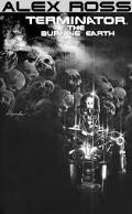 Alex Ross Terminator The Burning Earth