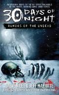 30 Days of Night Rumors of the Undead
